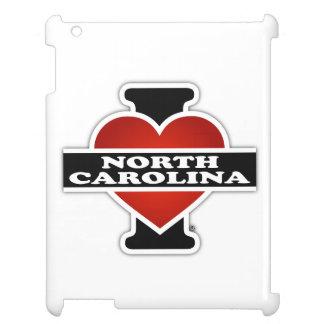 I Heart North Carolina Cover For The iPad