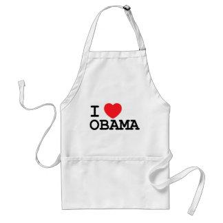 I Heart Obama Apron