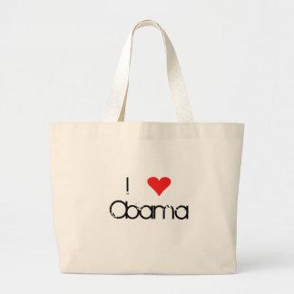 I Heart Obama Bag