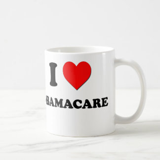 I Heart Obamacare Mugs
