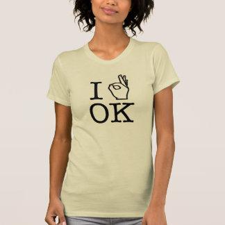 I Heart OK T-Shirt