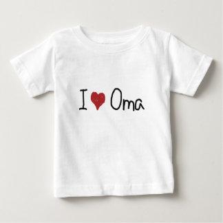 I Heart Oma T-Shirt
