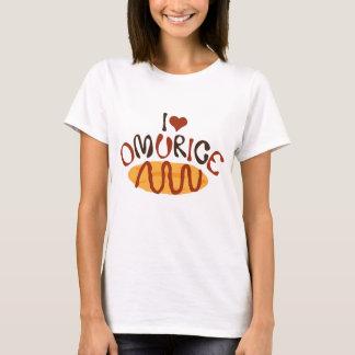 I Heart Omurice T-Shirt
