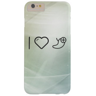 I Heart Organ Insurances Barely There iPhone 6 Plus Case