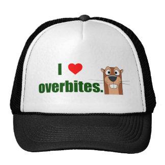 I heart overbites. cap