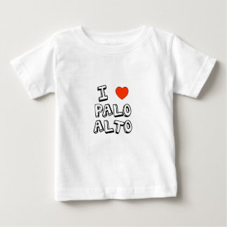 I Heart Palo Alto Baby T-Shirt
