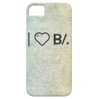 I Heart Panama Currencys Barely There iPhone 5 Case