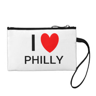 I HEART PHILLY CHANGE PURSE