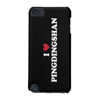 I Heart Pingdingshan China iPod Touch (5th Generation) Cases