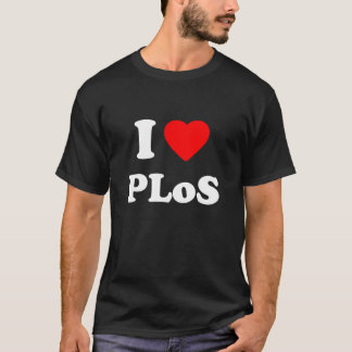 I Heart PLoS T-Shirt