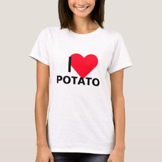 I Heart Potato T-Shirt