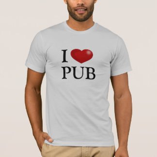 I heart Pub T-Shirt