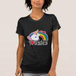 I Heart Rainbows T-shirts