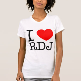 I Heart RDJ T-Shirt
