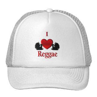 I Heart Reggae Hats