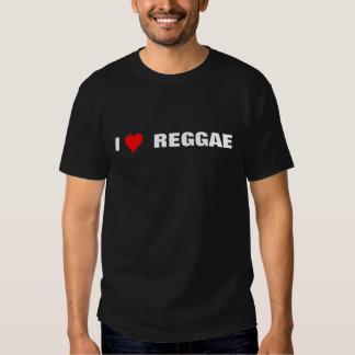 I [heart] REGGAE Shirt