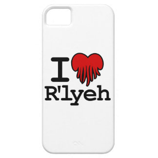 I Heart R'lyeh Case For The iPhone 5