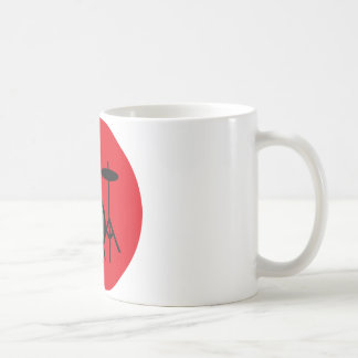 """I Heart Rock Music"" Coffee Mug"