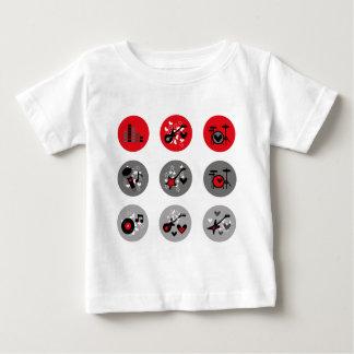 """""""I Heart Rock Music"""" Shirt"""