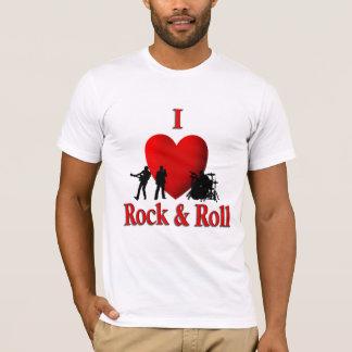 I Heart Rock & Roll T-Shirt