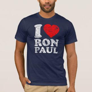 I Heart Ron Paul T-Shirt