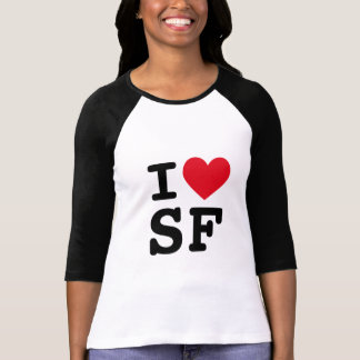 I Heart SF Monogram T-Shirt