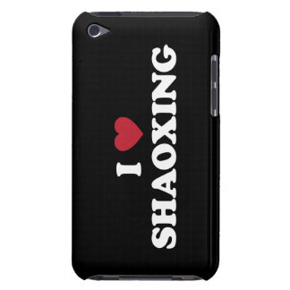 I Heart Shaoxing China iPod Touch Cases