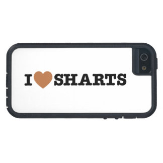 I Heart Sharts Funny Icon Graphic Case For The iPhone 5