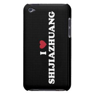 I Heart Shijiazhuang China iPod Touch Covers