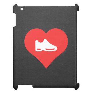 I Heart shoes Icon iPad Covers
