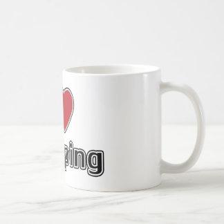 I Heart Shopping Mugs