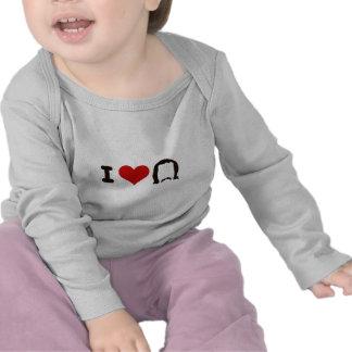 I Heart Silhouette Shirt