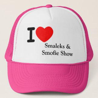 I Heart Smaleks Og Smofie Show Cap