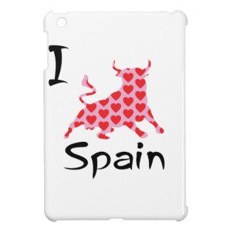 I heart Spain iPad Mini Cover