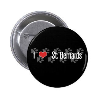 I (heart) St. Bernards Pins