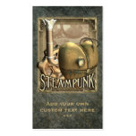 I Heart Steampunk Profile Cards Pack Of Standard Business Cards