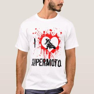 I heart Supermoto T-Shirt