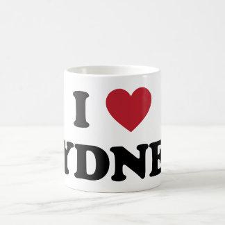 I Heart Sydney Australia Coffee Mug