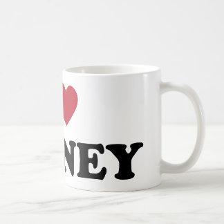 I Heart Sydney Australia Mugs