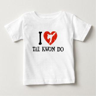 I Heart Tae Kwon Do - Guy 1 Infant T-Shirt