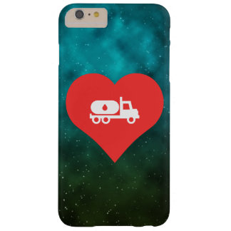 I Heart Tank Trucks Icon Barely There iPhone 6 Plus Case