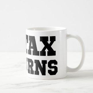 I Heart Tax Returns Mugs
