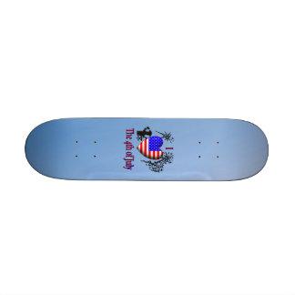 I Heart the 4th of July Skate Board Decks