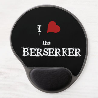 I heart the berserker mouse pad