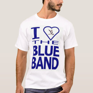 I heart the Blue Band T-Shirt