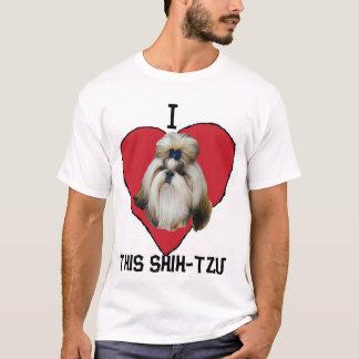 I HEART THIS SHIH-TZU T-Shirt