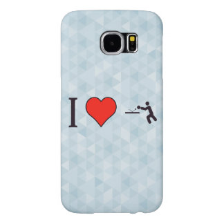 I Heart To Test My Reflexes Samsung Galaxy S6 Cases