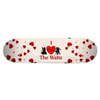 I Heart To Waltz Skate Decks