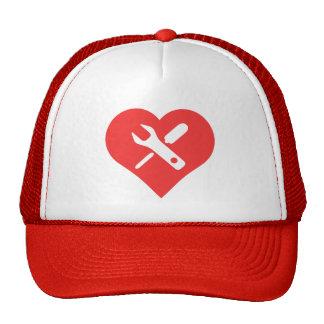 I Heart Tools Vector Cap