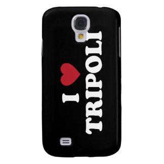 I Heart Tripoli Libya Samsung Galaxy S4 Cover